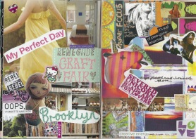 collage journal scan art journal brooke gibbons