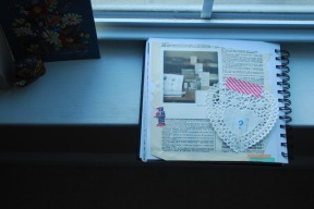 collage journal valentines february window brooke gibbons art - Copy