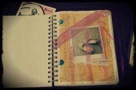 little notes art journal brooke gibbons