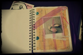 little notes art journal brooke gibbons
