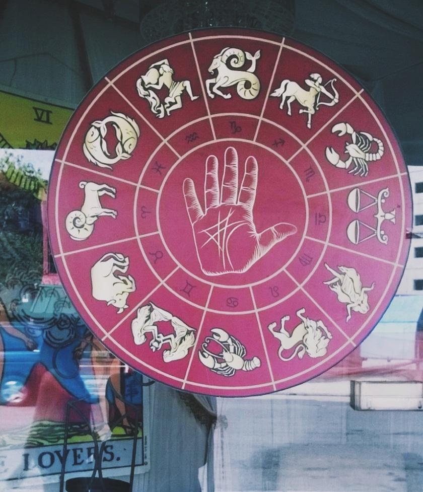 fortune teller zodiac astrology tarot village new york
