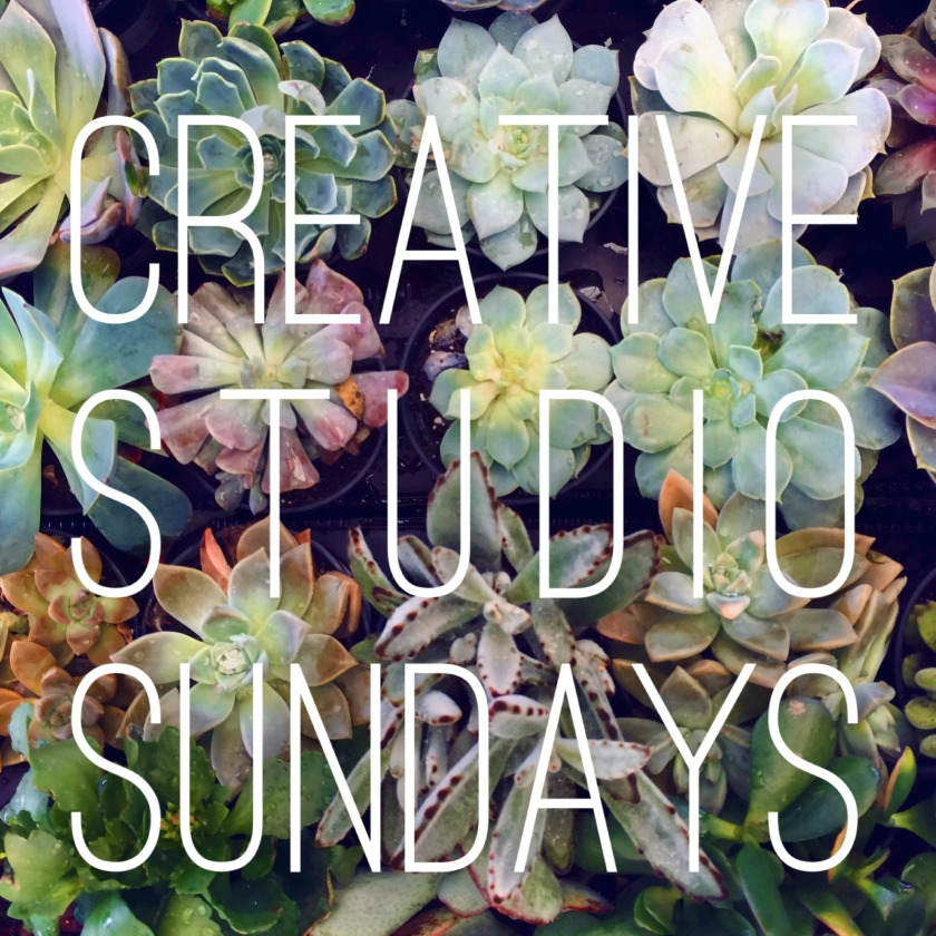 Creative Studio Sundays image
