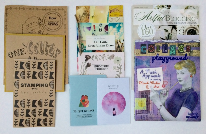 art journaling camp retreat giveaway